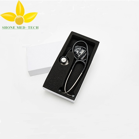 Stainless Steel Dual Head Stethoscope