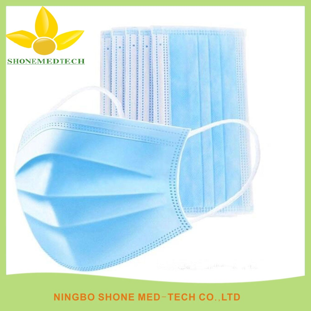 Bfe95 Non-Woven Face Mask /Mouth Mask