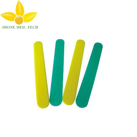 Disposable Plastic Tongue Depressor