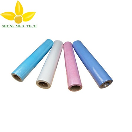 Paper bed sheet roll