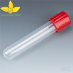 Disposable Non-vacuum PP blood collection tube
