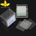 Lab Microscope Slips Slides Cover Glass